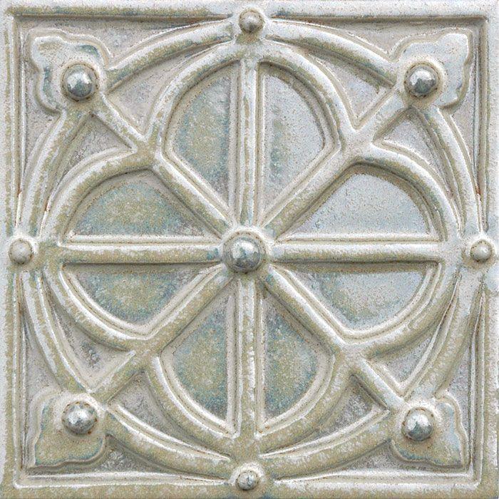 American Handmade Decorative Ceramic Tile Wall Tile Backsplash Tile Relief Tile Metallic Glaze Pratt And L Decorative Ceramic Tile Ceramic Tiles Handmade Tiles