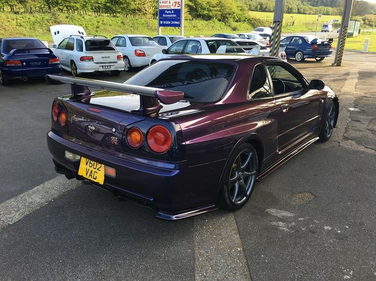Used 1999 Nissan Skyline R34 for sale in Kent | Pistonheads