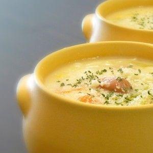 短時間で作るトロトロ朝シチュー。+by+薬膳師ゆりぽむさん+|+レシピブログ+-+料理ブログのレシピ満載! お味噌汁を作る感覚で簡単にとろっとろのシチューが出来ちゃいます。 とろとろの秘訣は「じゃがいも」にアリ!