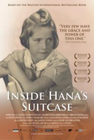 Inside Hana's Suitcase – PassionRiver