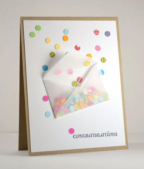 Confetti Congratulations...Dahlia Memories: