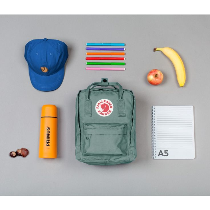 Kånken was created in 1978 to help prevent back problems among Swedish school children. Make sure you and your kids are #toocool4school with an iconic FJÄLLRÄVEN rucksack. 30% off today at RnR!