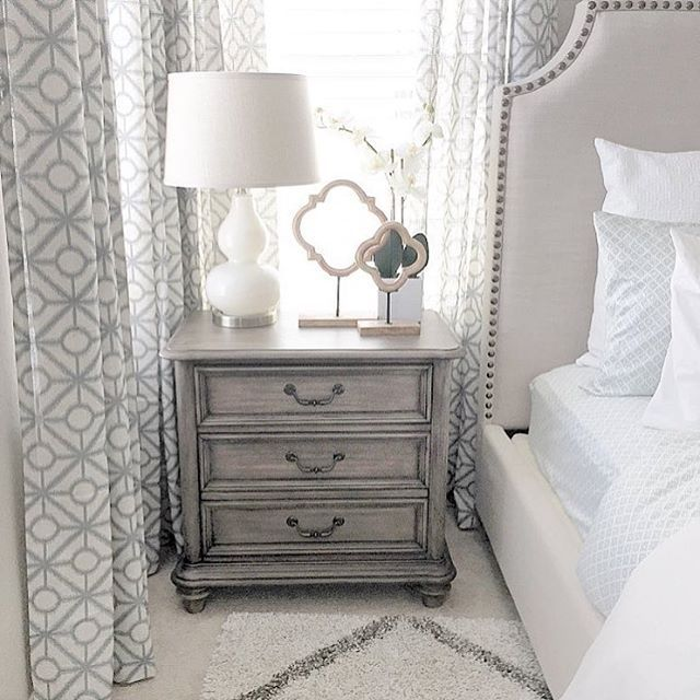 Neutral Master Bedroom By Julie Warnock Interiors