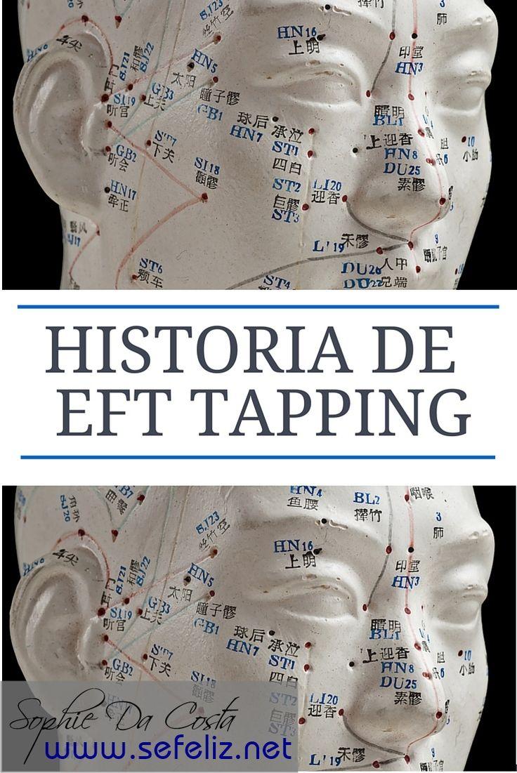 #EFT #Artículo ¿Te gustaría saber la historia del EFT Tapping?