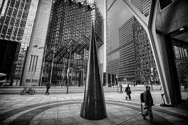 Financial District.  Photo by Ben Roffelsen.