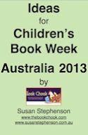 Ideas for Children's Book Week 2013
