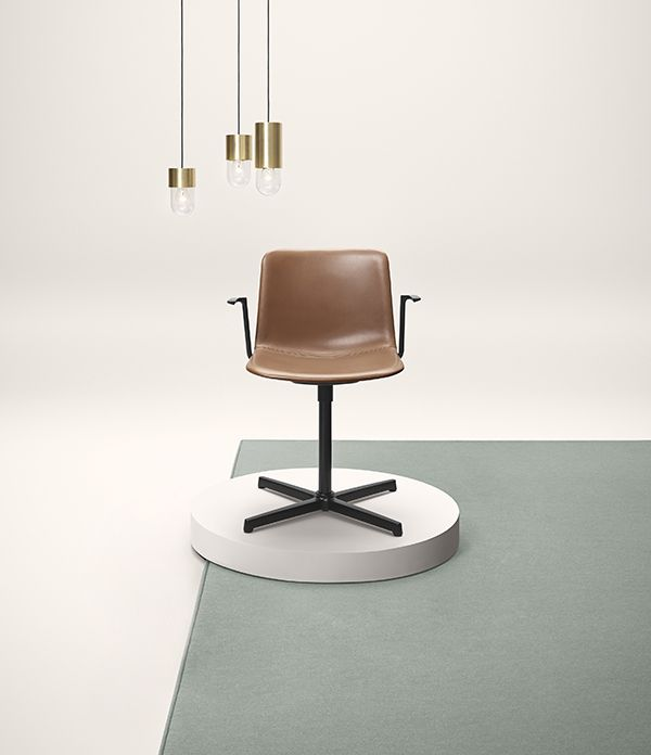 Fredericia — Pato Conference armchair by Welling/Ludvik
