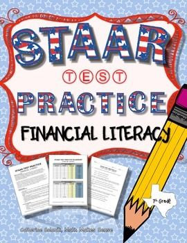 171 best staar math images on pinterest 7th grade staar financial literacy teks 713a 713b 713c 713d 713e 713f malvernweather Image collections