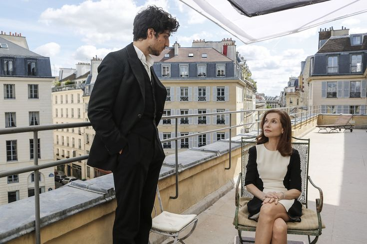 French Film FALSE CONFESSIONS Starring Isabelle Huppert Sets US Release Date | Trailer