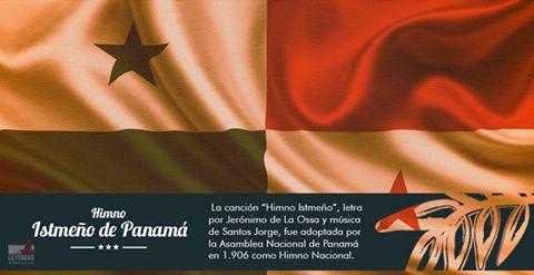 ¿Sabes cómo se llama el Himno Nacional de Panamá? #LeyendasDePaz