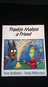 """Picture of 'Frankie Makes a Friend"""""""