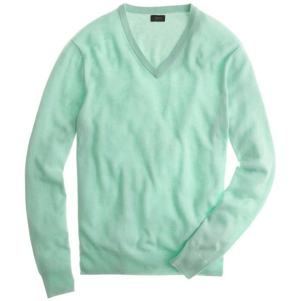 J.Crew Cashmere V-neck sweater ($225) ❤ liked on Polyvore featuring men's fashion, men's clothing, men's sweaters, sweaters, mens v-neck cashmere sweaters, mens cashmere v neck sweater, mens cashmere sweaters, mens vneck sweater and j crew mens sweaters