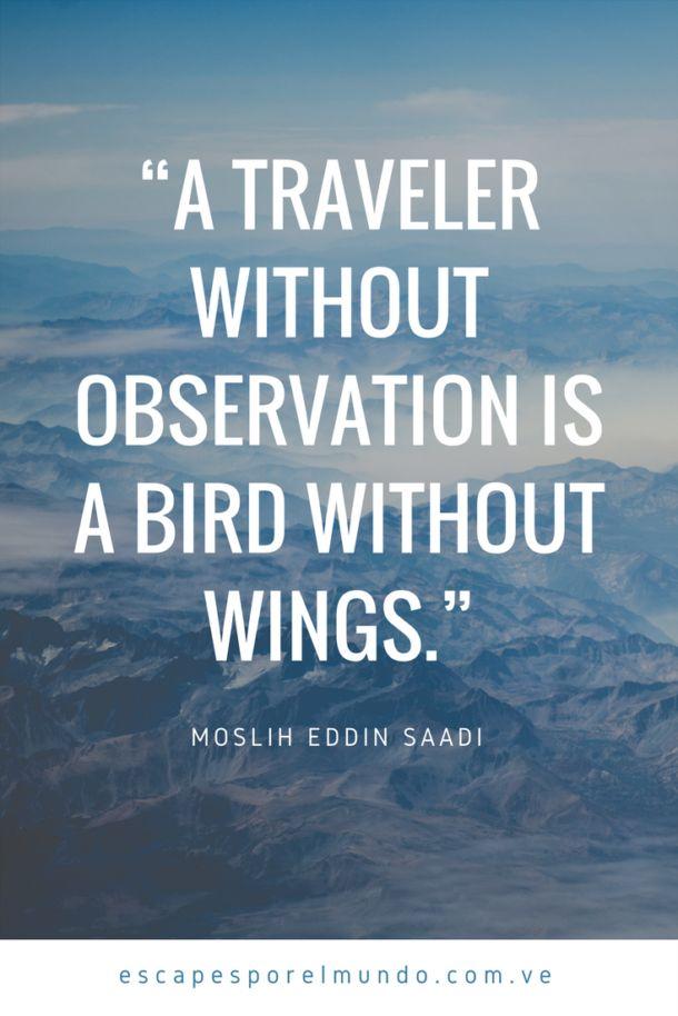 Travel Quote, travel inspiration