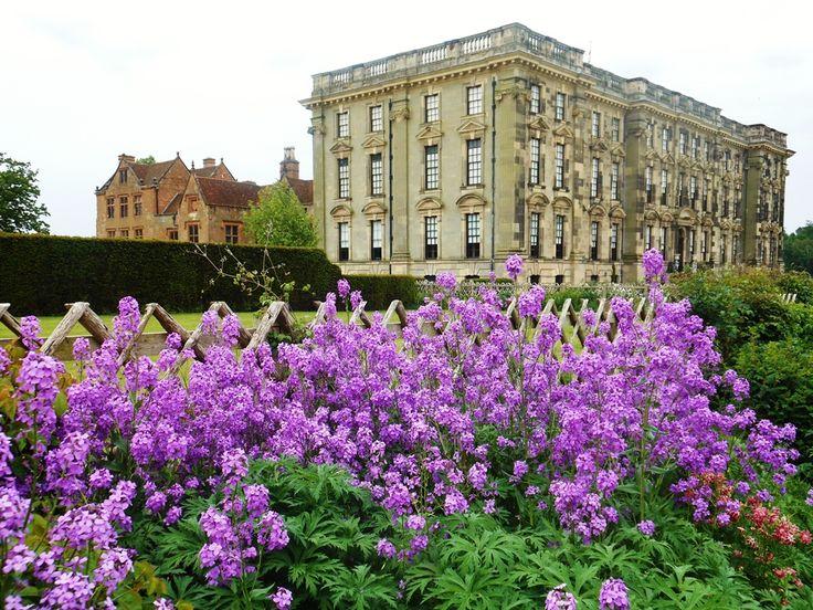 Stoneleigh Abbey, Jane Austen's ancestors home.