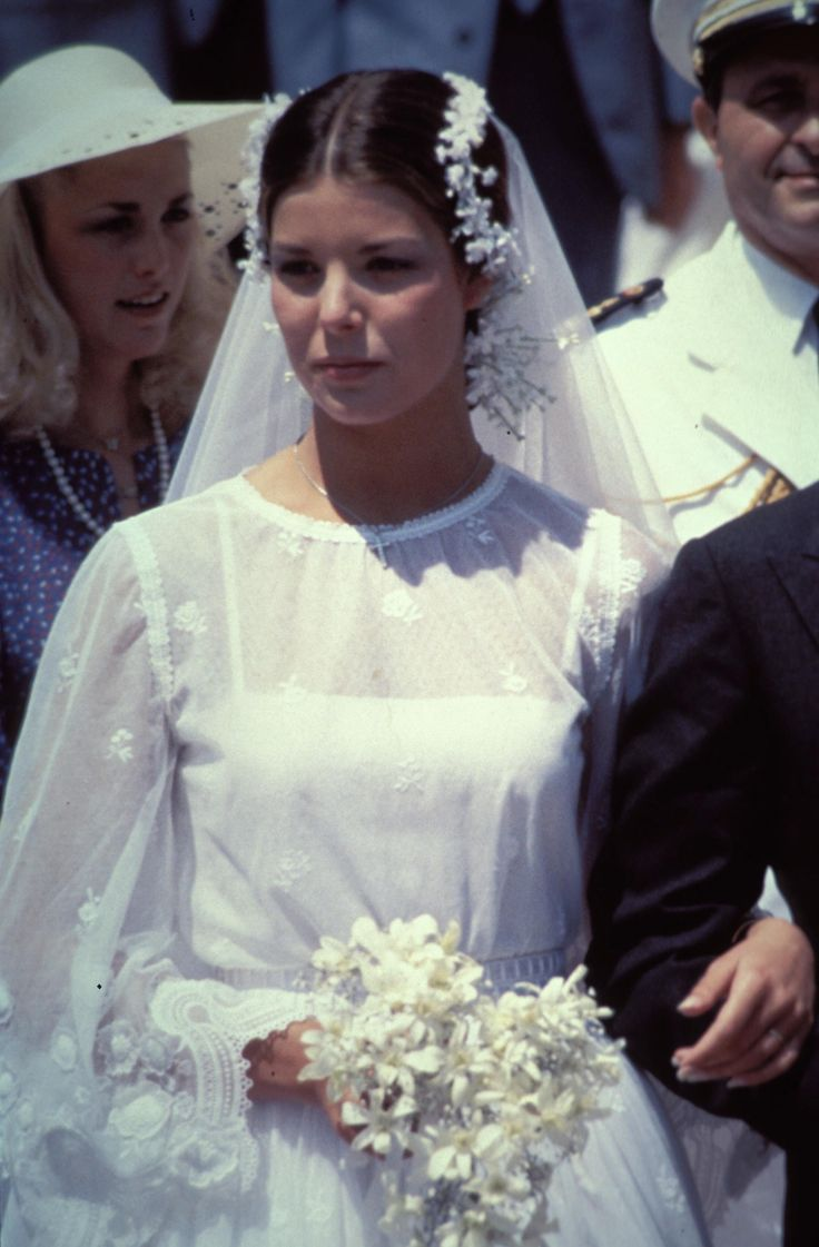 Carolina de Mónaco y Philippe Junot | The Royal House of ...