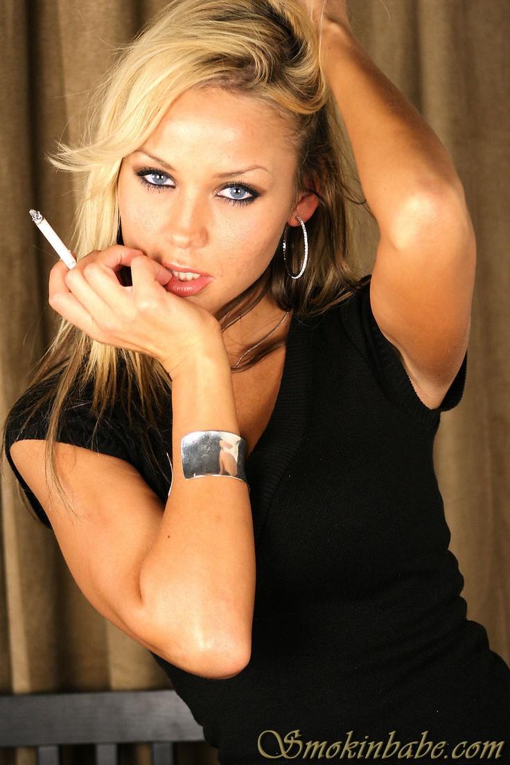 Hypnosis femdom and smoking