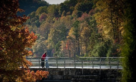 Bays Mountain Park, Kingsport, TN