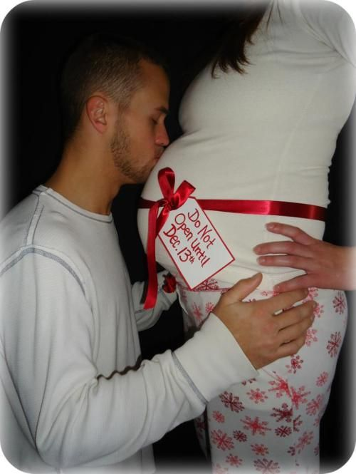 This is adorable; I wanna do this when I get pregnant!