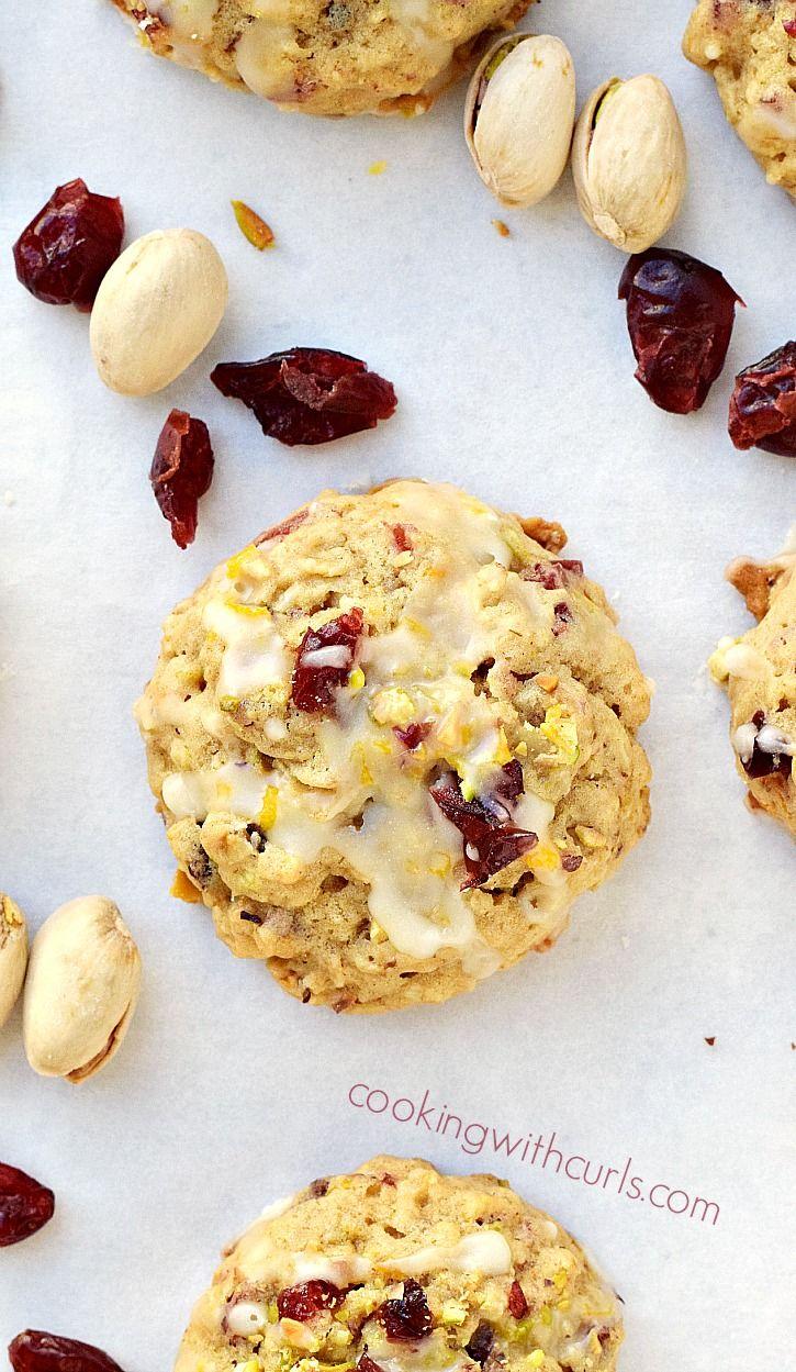 cranberry orange pistachio cookies cookies ds year cookies cookies ...