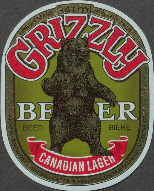 Grizzly Beer by Thomas Fisher Rare Book Library, via Flickr