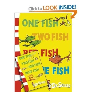 13 best book worm images on pinterest book worms books for One fish two fish read aloud