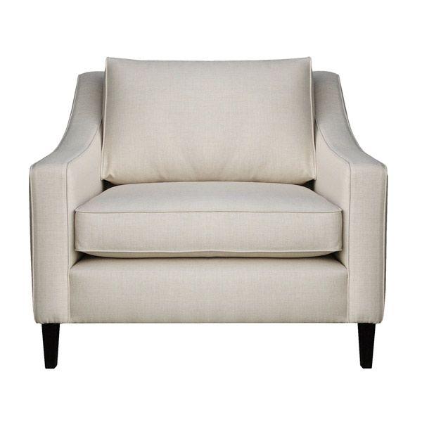 Studio armchair