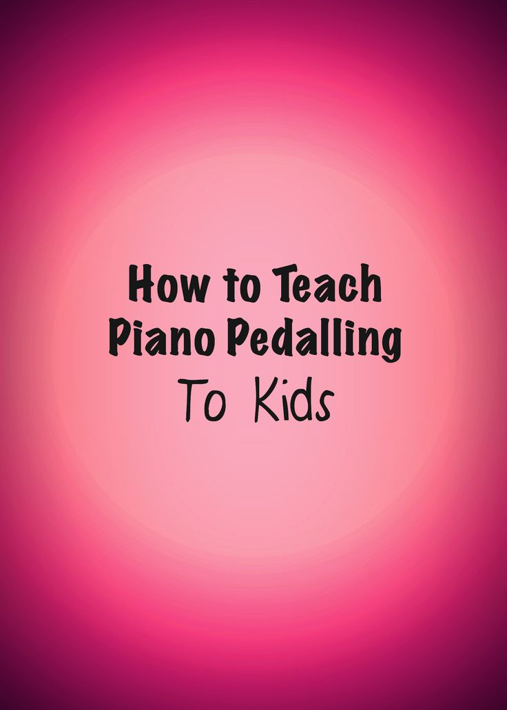 Do you have students who have difficulties with pedalling? Check out this post for some helpful tips! | www.teachpianotoday.com #pianoteaching #pianolessons #pianostudio #piano