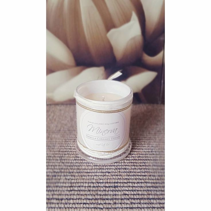 Image of Classic - Soy Wax Candle - Vanilla Caramel Dream