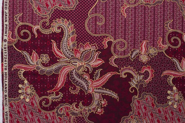 Batik Stof 26