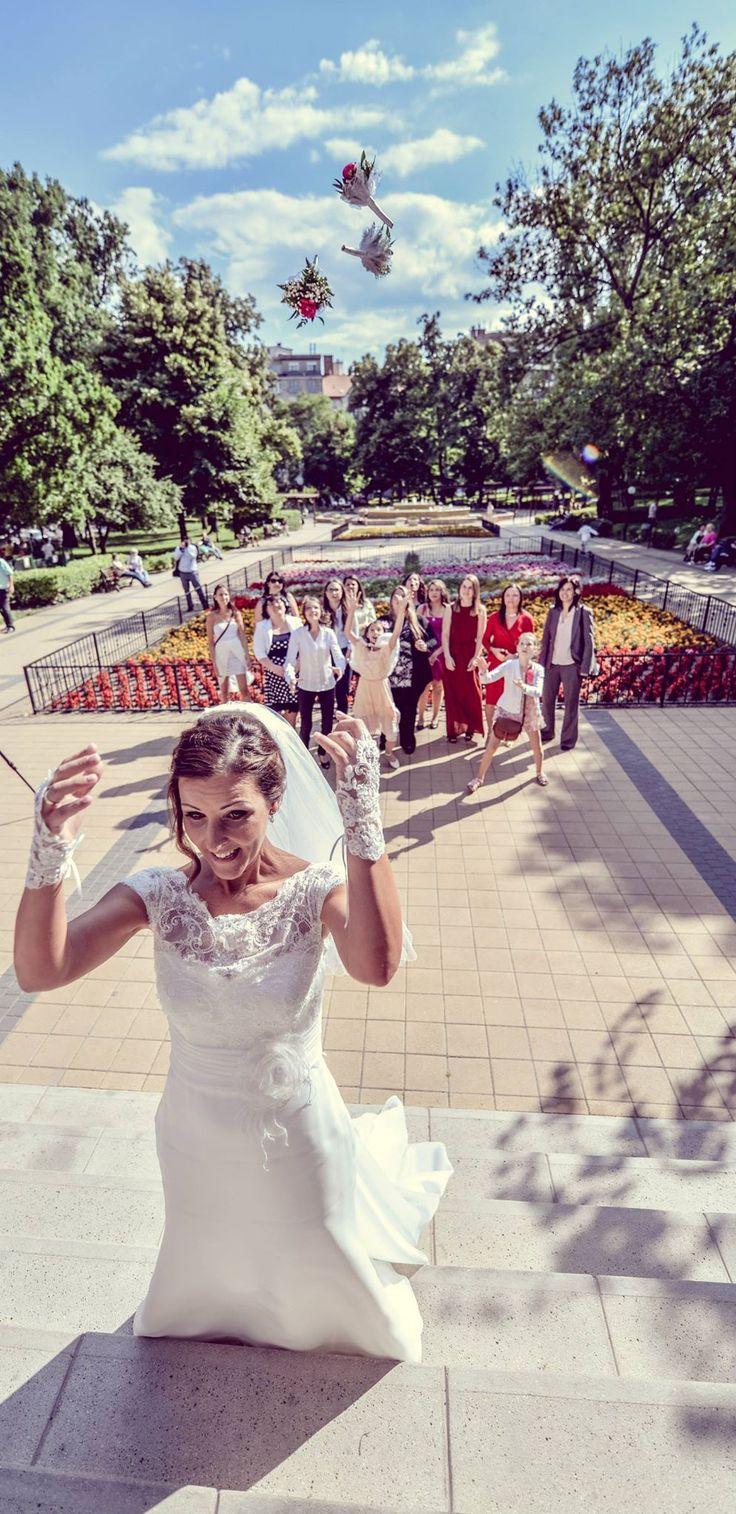 Esküvő a Wladek Creative szervezésében