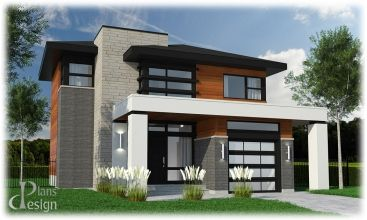 851 - Le Viridis Cottage | Plans Design