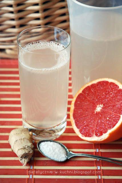 Moje Dietetyczne Fanaberie: Domowy napój izotoniczny