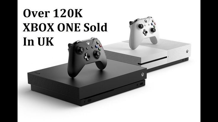 Xbox One Sold 120K Units Last Week In UK #xboxone #gaming #games