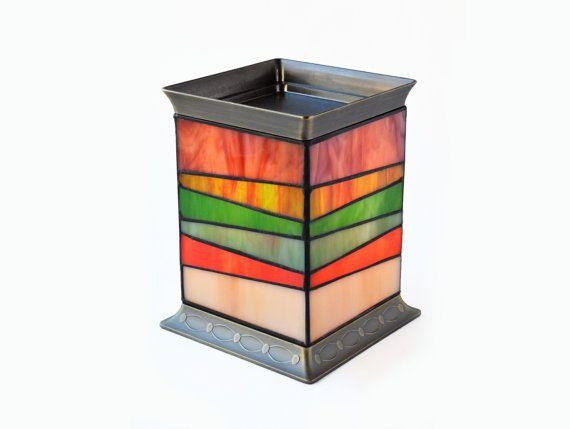 Vetrate candela più calda lampada lampada da tavolo di Motiphlamps