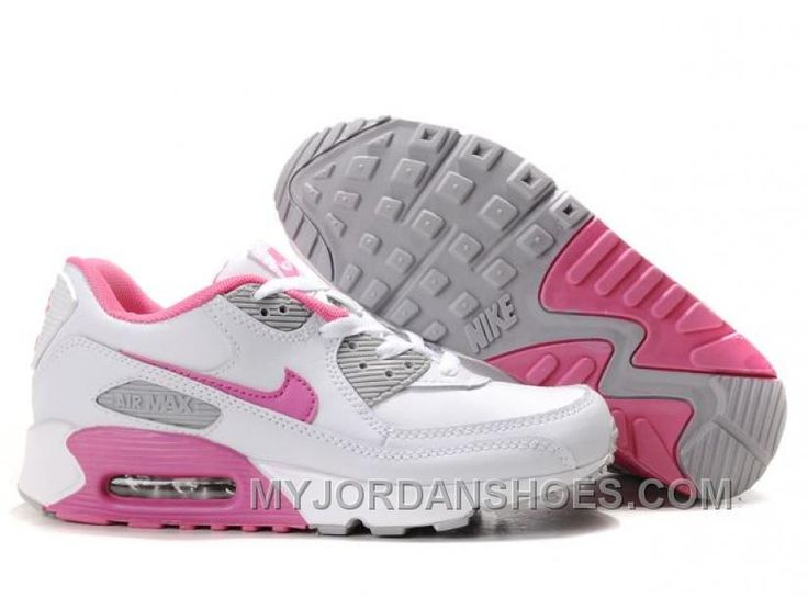 http://www.myjordanshoes.com/nike-air-max-90-womens-pink-white-grey-authentic-kpzy6.html NIKE AIR MAX 90 WOMENS PINK WHITE GREY AUTHENTIC KPZY6 Only $74.00 , Free Shipping!