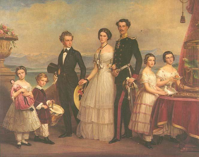Helena Bavorská s rodinou.jpg