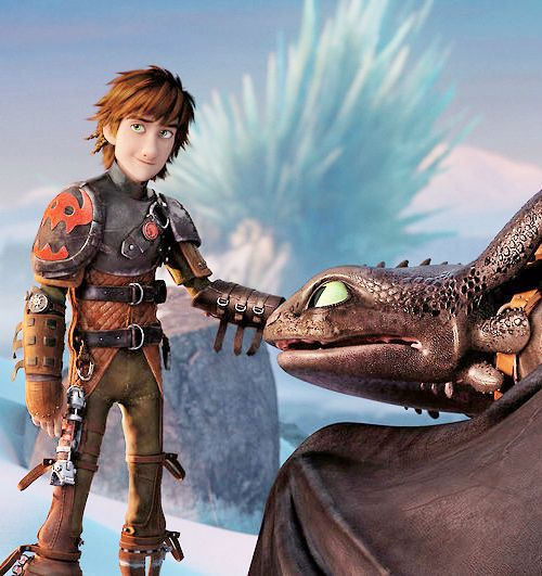 Hiccup. <3