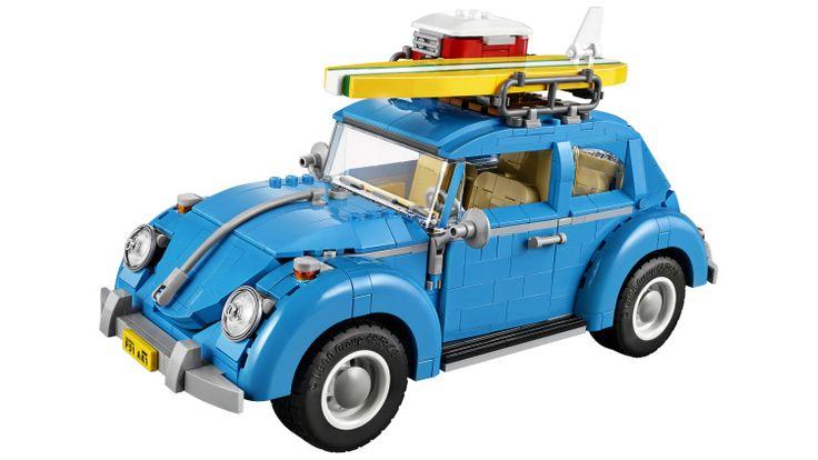 This LEGO VW Beetle is pretty darn neat - Autoblog