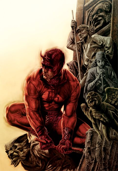 DAREDEVIL. They need to make a new movie, and Ben Affleck should come nowhere near it. <---- could not agree more!