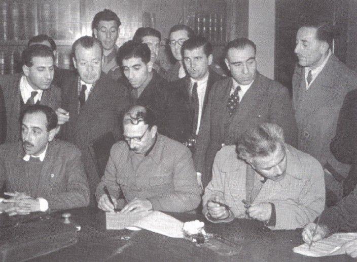 12 ΦΕΒΡΟΥΑΡΙΟΥ 1945: Η συμφωνία της Βάρκιζας και ο ρόλος του Τσιριμώκου
