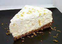 The Top 12 Low-Carb Dessert Recipes: Low-Carb Lemon Cheesecake