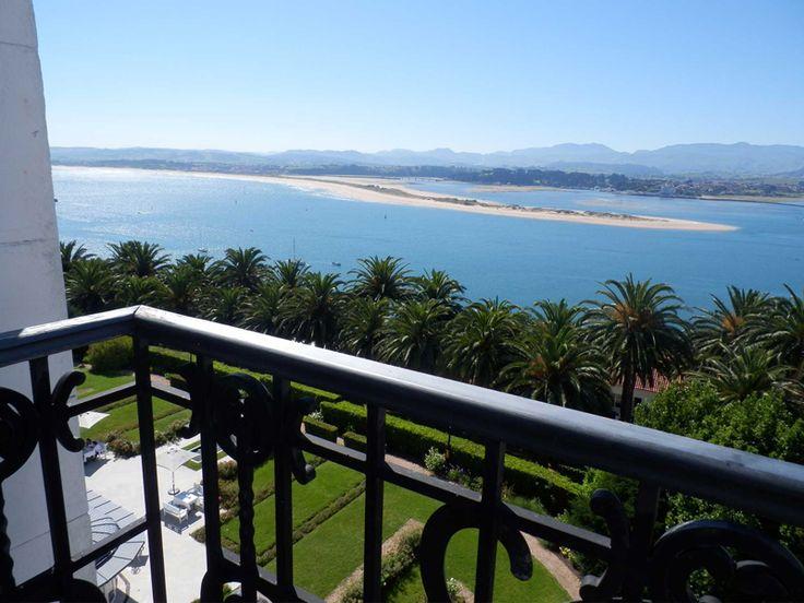 Eurostars Hotel Real, Santander, Spain #eurostarshotels #hotel #santander