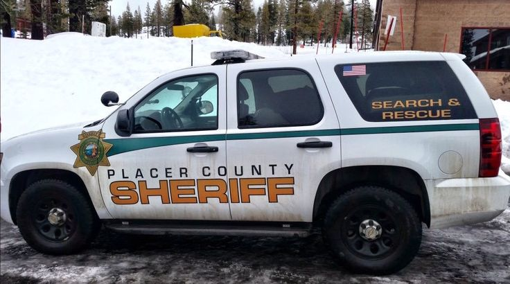 Placer County Sheriff   Search & Rescue