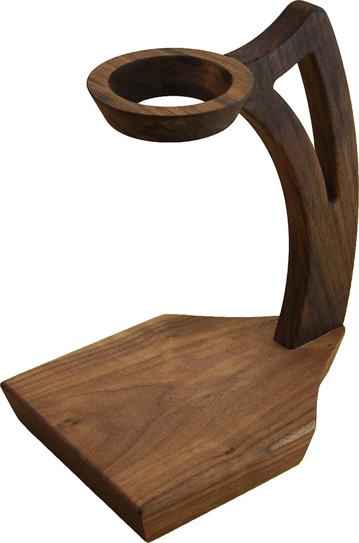 Modern Pour Over Coffee Stand (Walnut) >>> Awesome product ...