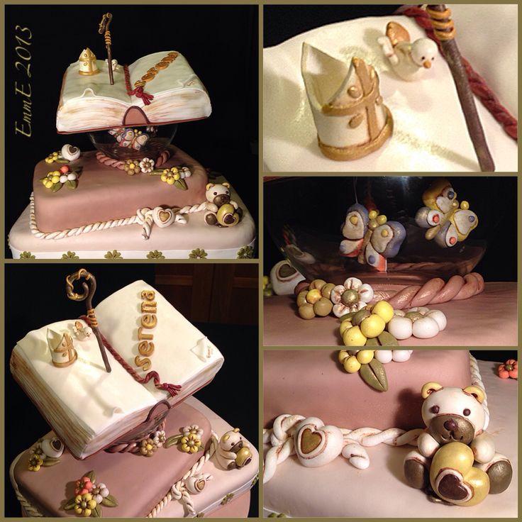 Cake design - Thun style ceramic