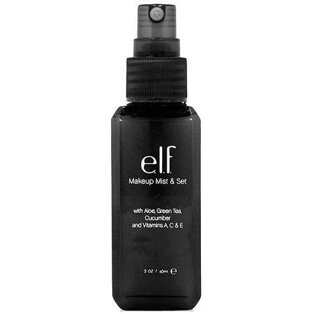 e.l.f. Cosmetics Makeup Mist & Set, 2 oz - Walmart.com two or three