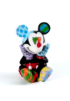 MICKEY mini figurine $20