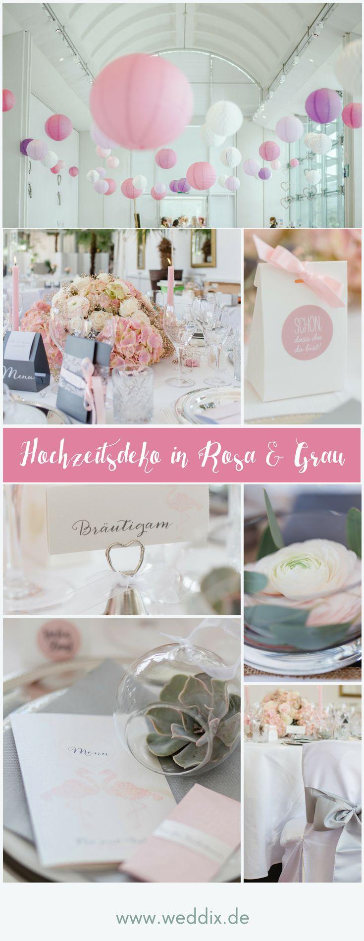87 besten mustertische hochzeit bilder auf pinterest - Hochzeitsdeko grau rosa ...