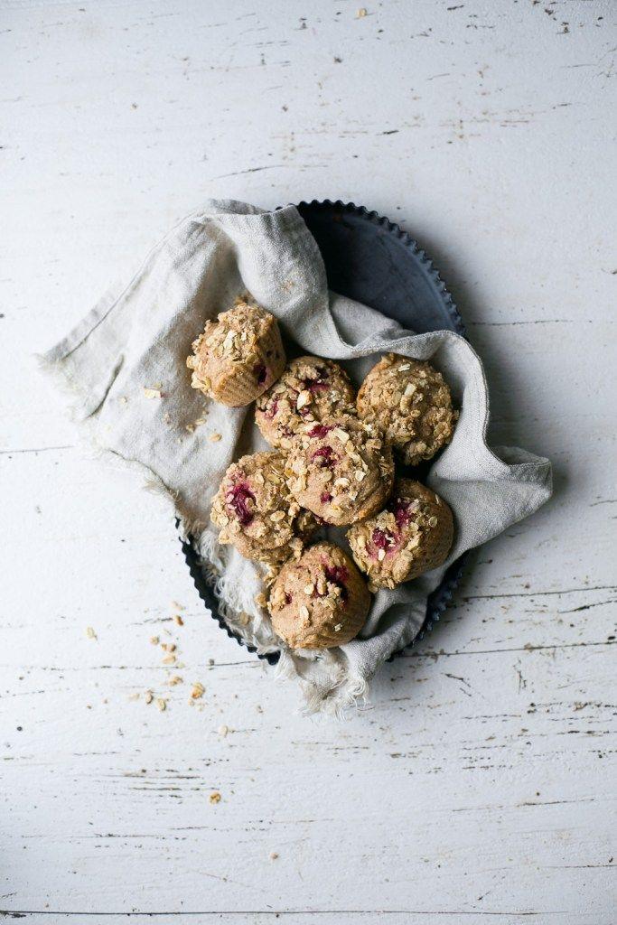 Muffins aux Canneberges et à l'Orange   Lectures du Weekend
