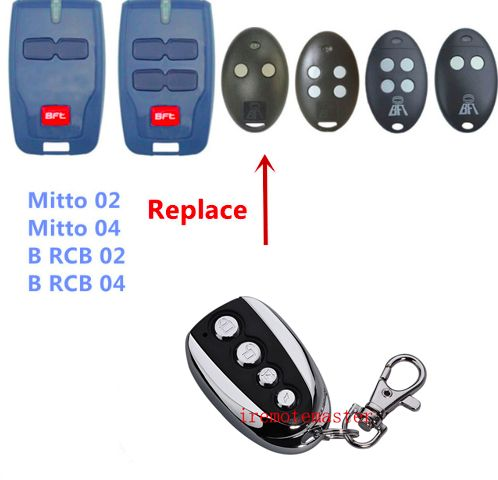 BFT MITTO-2 MITTO-4 remote control duplicator/garage door remote key rolling code 433.92 free shipping #Affiliate